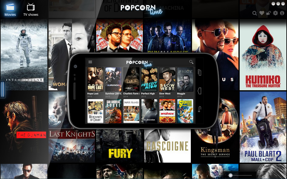 interface popcorntime